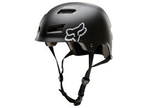 Fox Transition Hard Shell Helm matt black